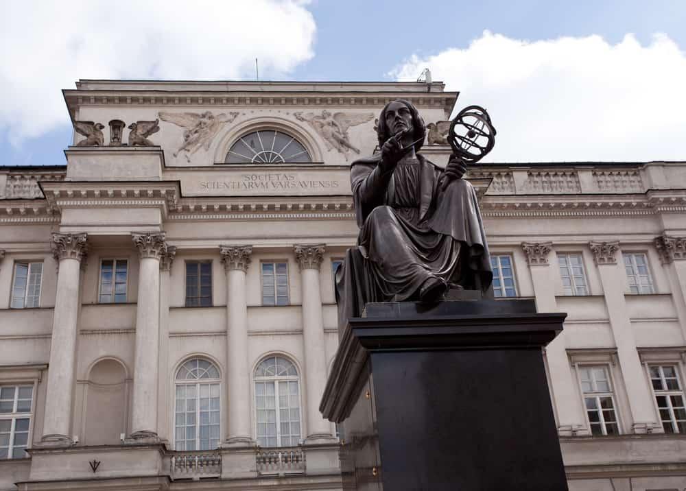 Varşova Kopernik Bilim Müzesi