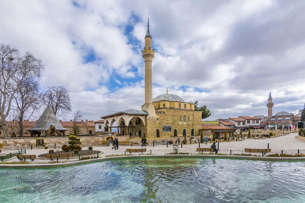 Merzifonlu Kara Mustafa Paşa Camii
