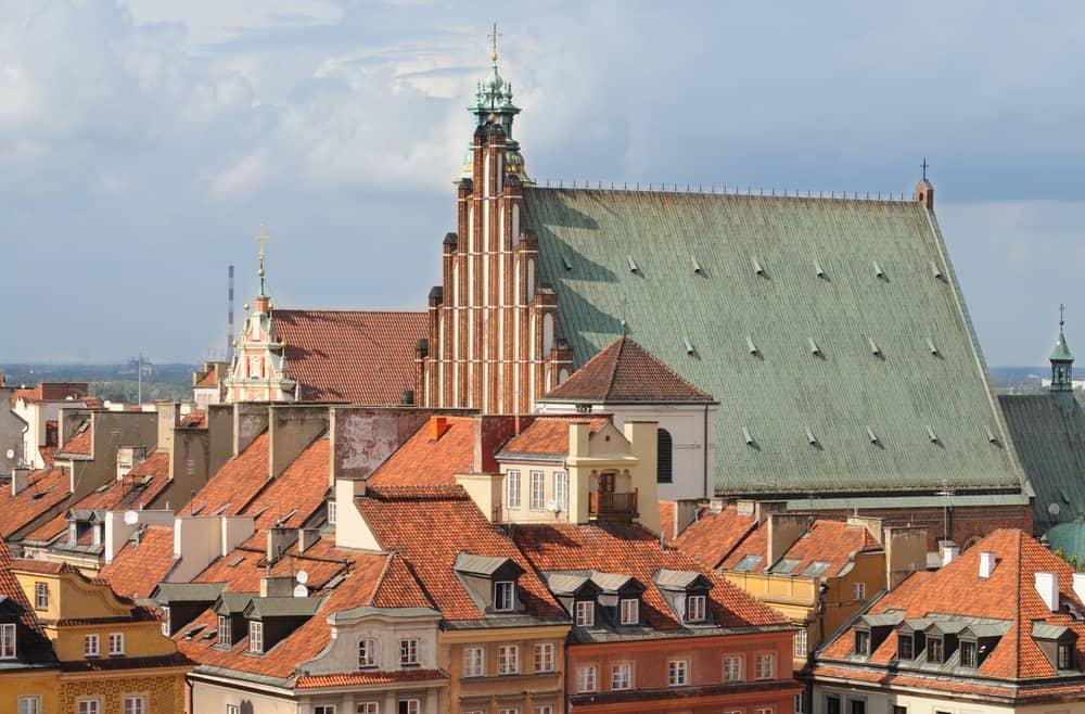 Varşova St. John Katedrali