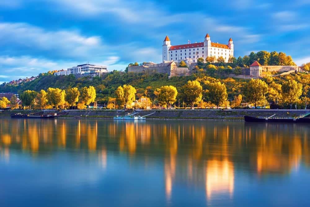 Bratislava Slovenya