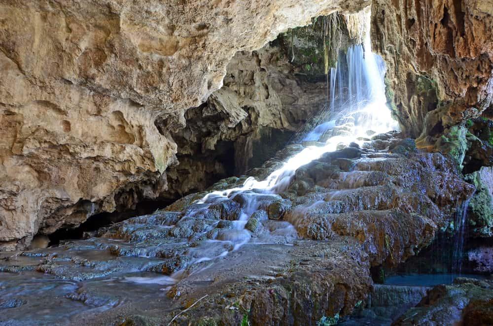 Denizli, Kaklık Mağarası ve Yüzme Havuzu Denizli