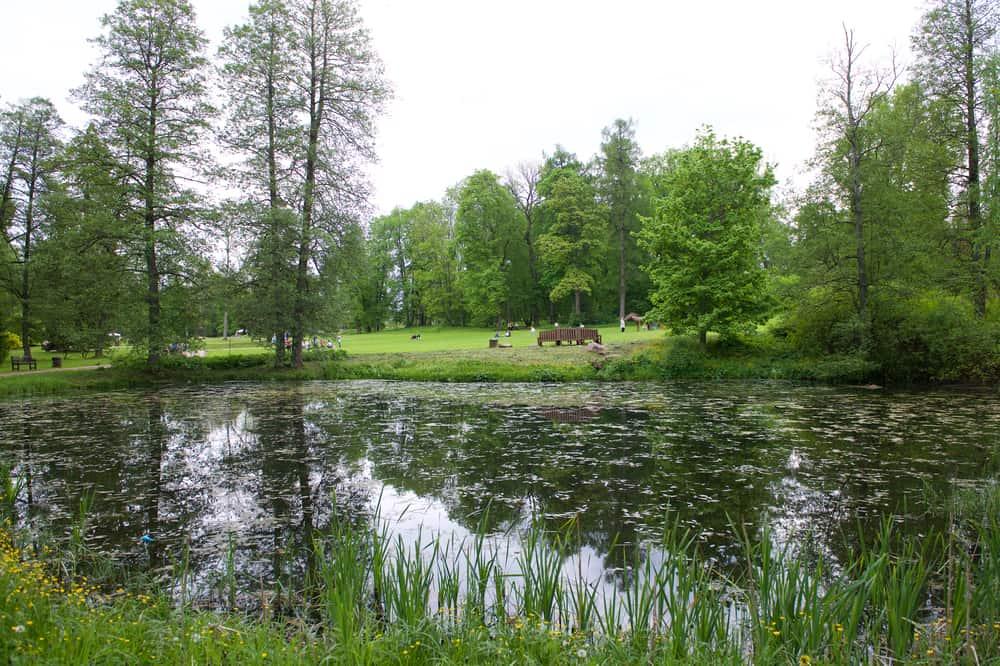 Kairenai Botanik Bahçesi Vilnius