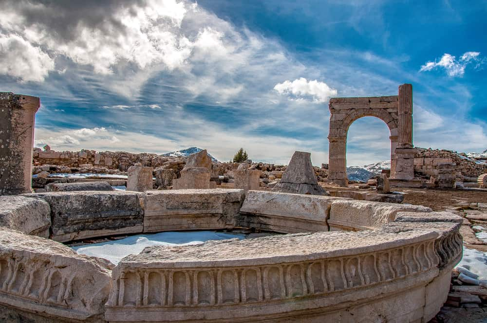 Sagalassos Antik Kenti, Burdur