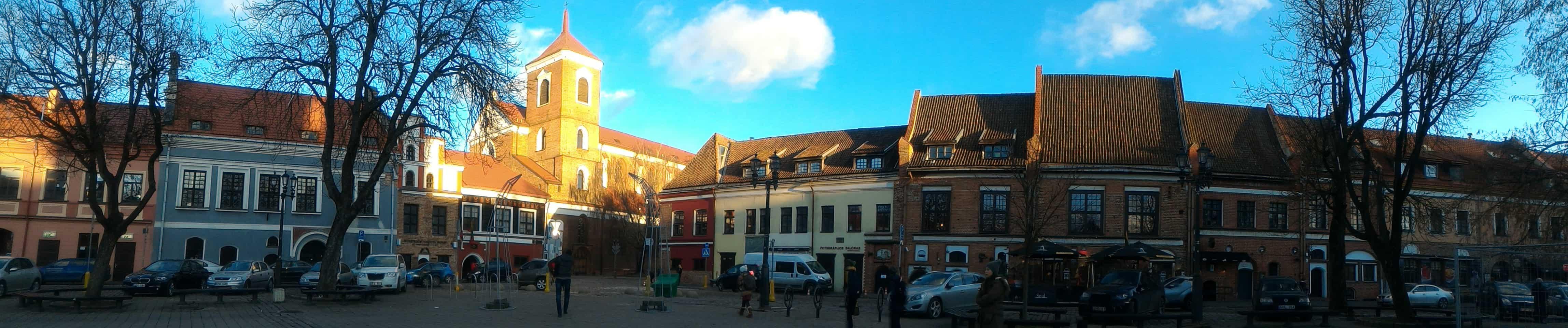 Kaunas Meydan, Litvanya
