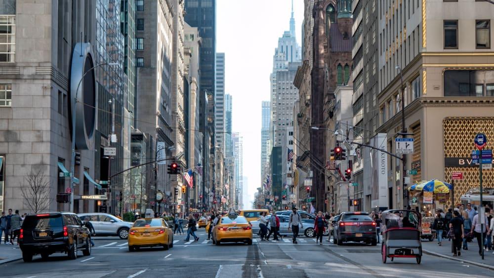 Beşinci Cadde, New York, ABD