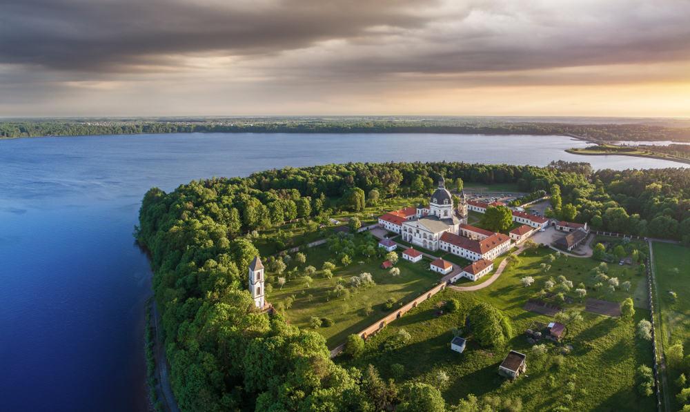 Pažaislis Manastırı ve Kilisesi Litvanya, Kaunas