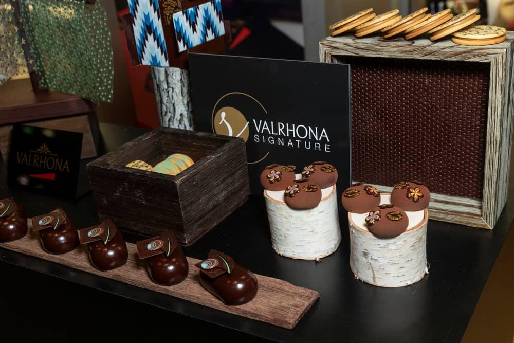 Valrhona Çikolata Lyon, Fransa