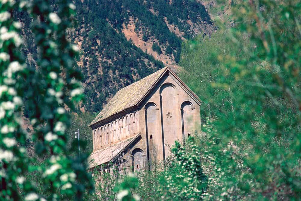 Barhal Kilisesi Artvin