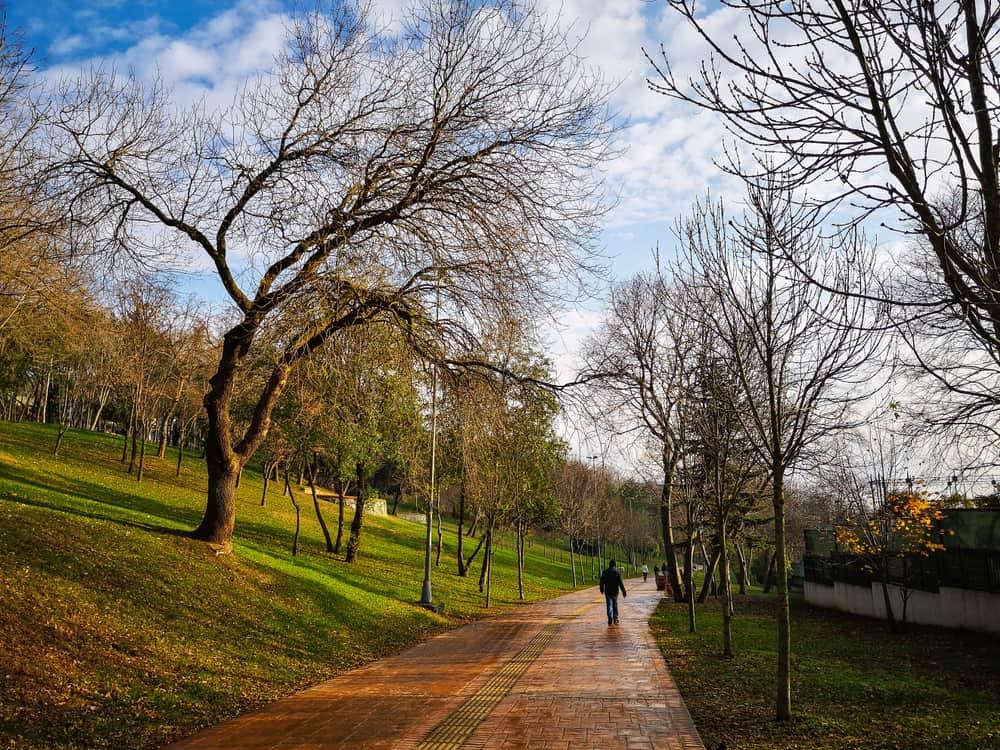 Maçka Parkı Beşiktaş