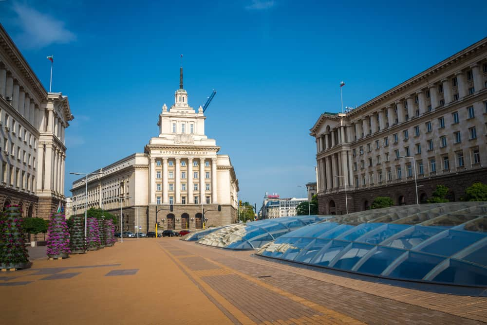 Largo Sovyet BinalarıSofya