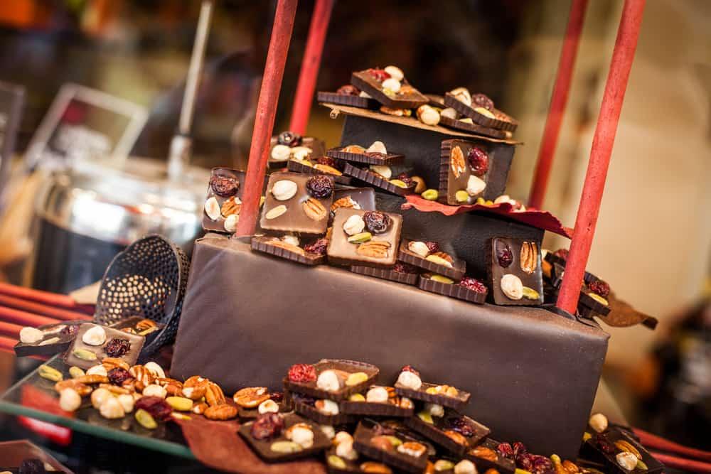 Brugge, Belçika Çikolatası