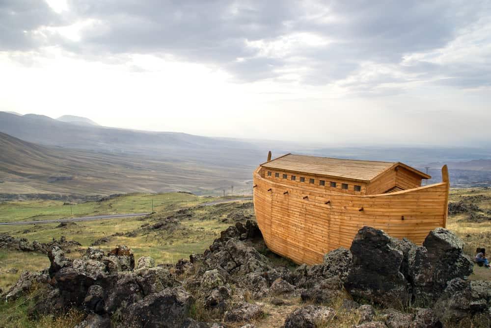Nuh'un Gemisi Ağrı