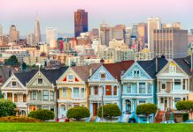 Fillmore Street- Pacific Heights San Francisco