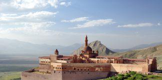 İshak Paşa Sarayı Ağrı