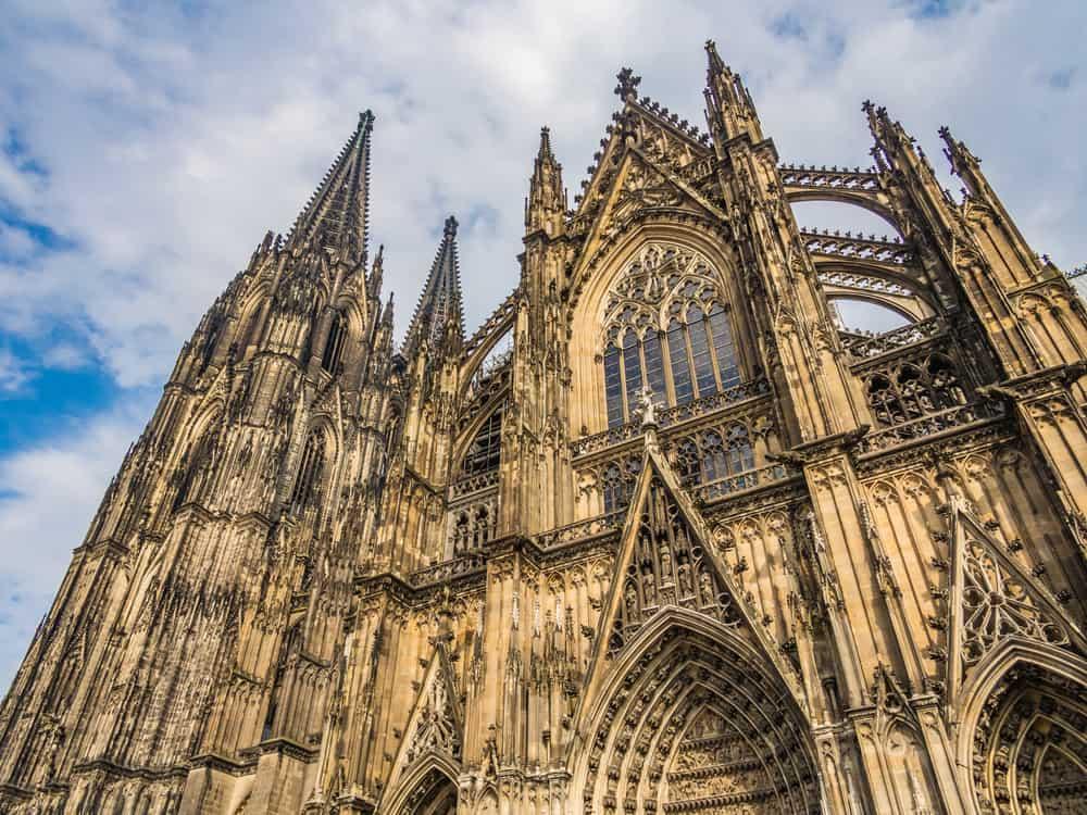 Köln Katedrali, Almanya