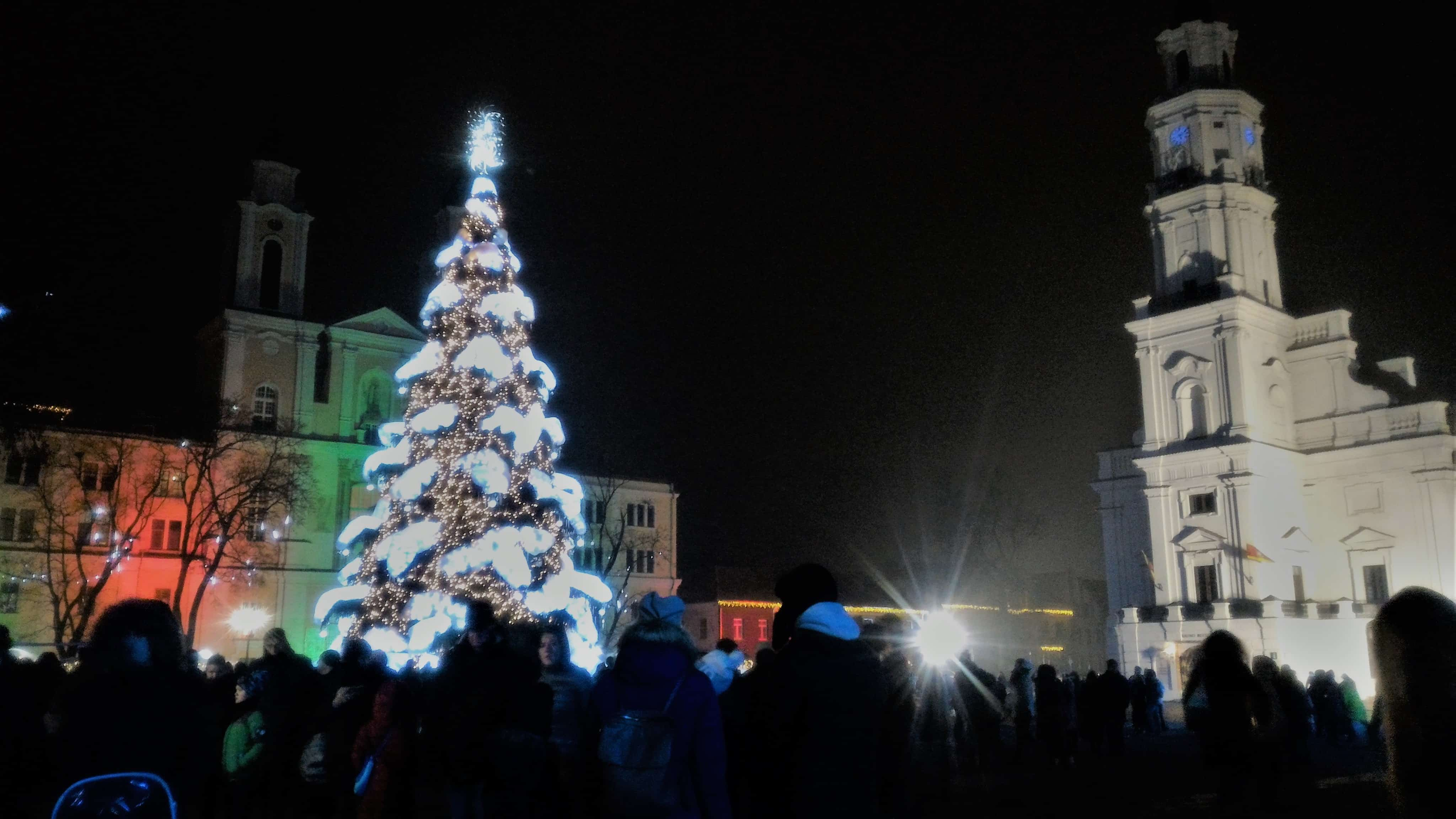 Noel Pazarı Kaunas, Litvanya