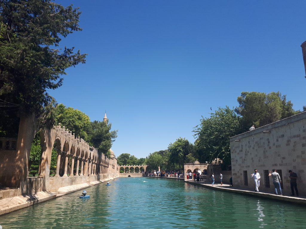 Balıklıgöl, Urfa