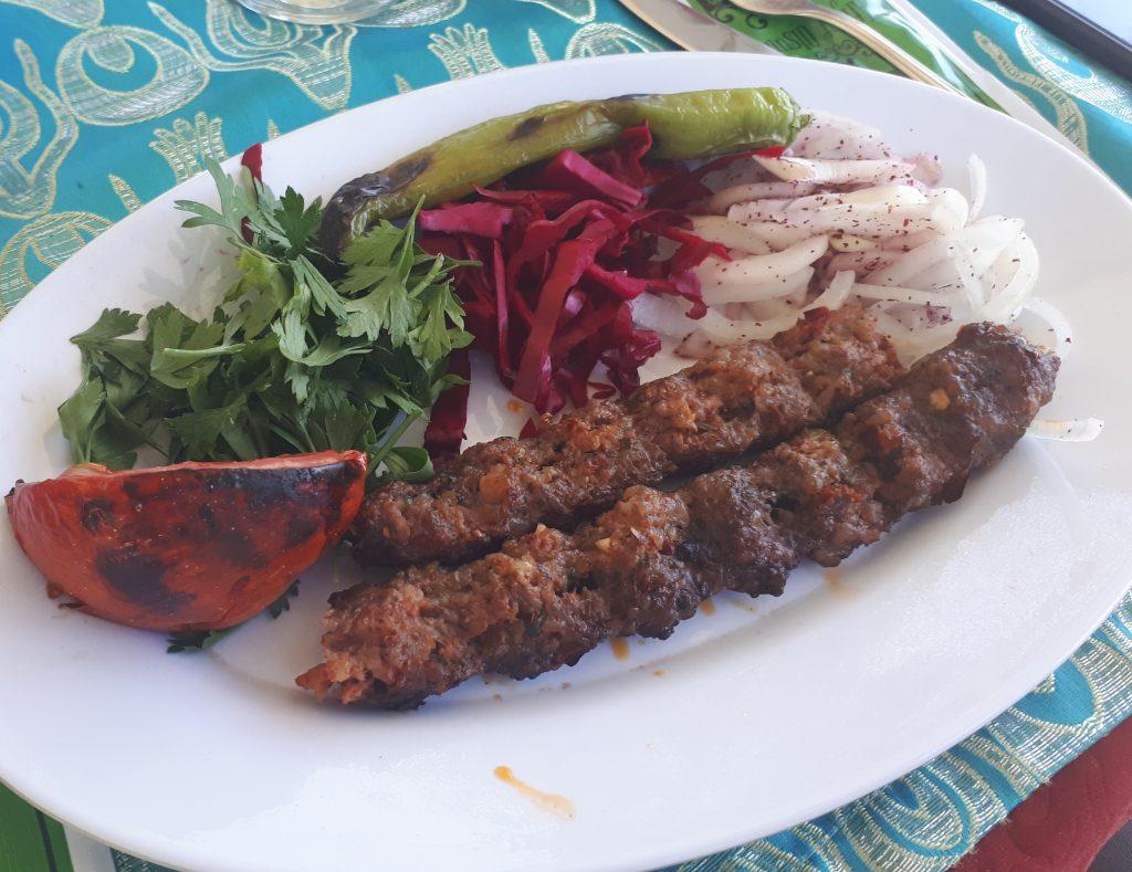 Halfeti Haşhaş Kebabı