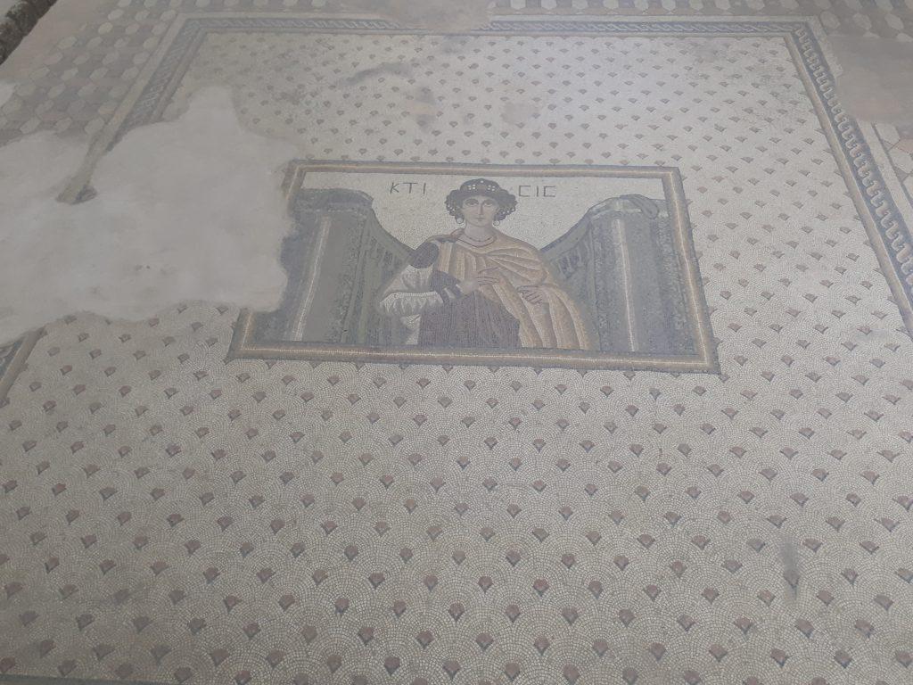 Mozaik Müzesi Ktisis, Urfa