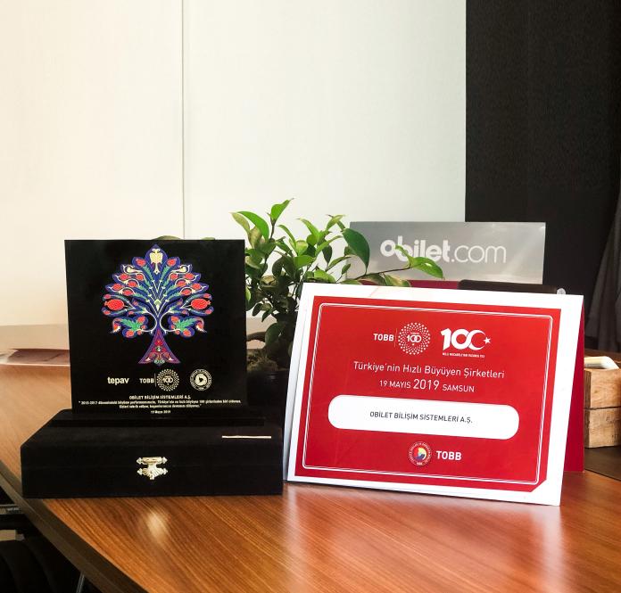 Türkiye Odalar ve Borsalar Birliği (TOBB) ve Türkiye Ekonomi Politikaları Araştırma Vakfı (TEPAV) Ödülü