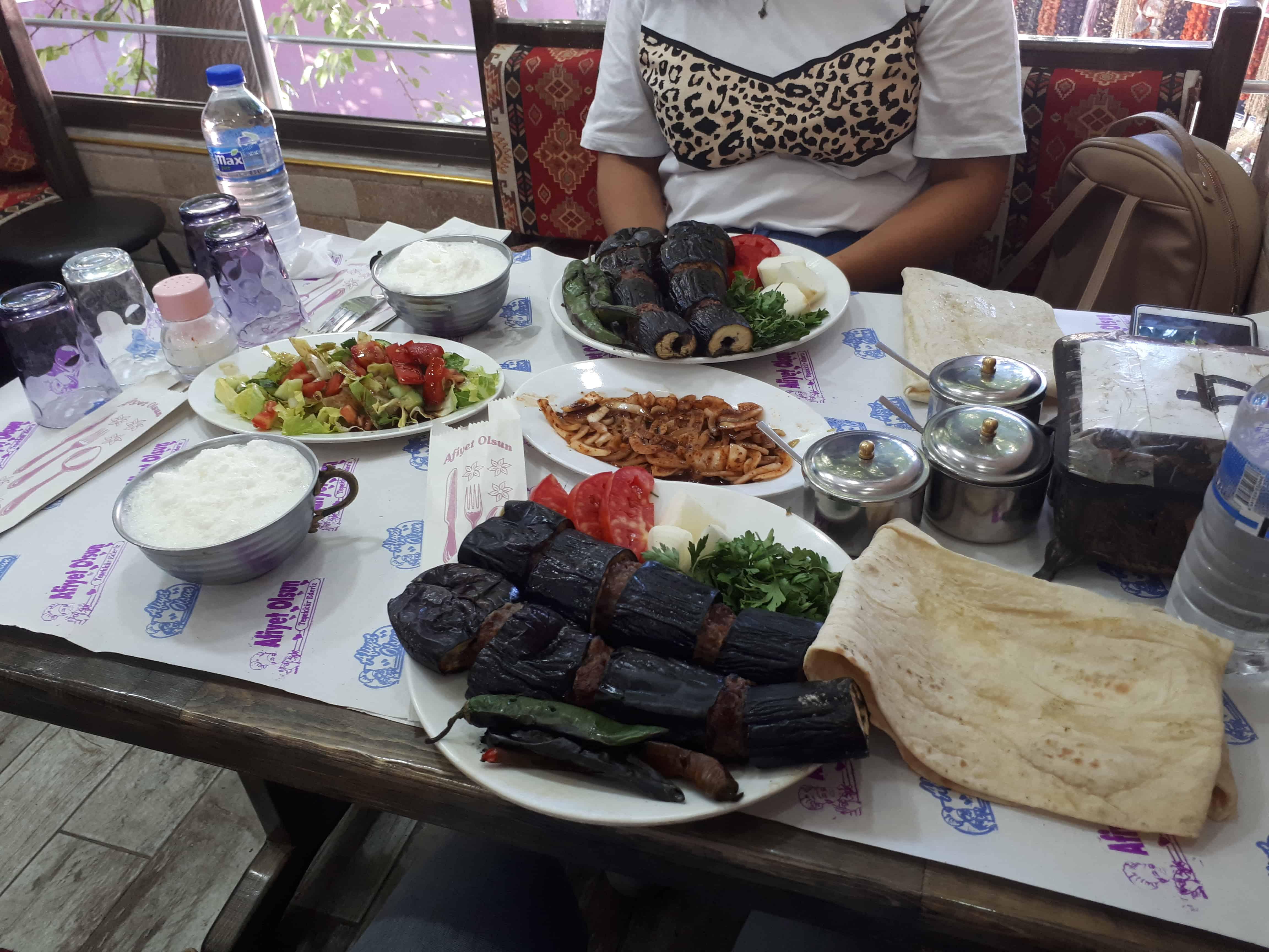 Patlıcanlı Kebap, Urfa
