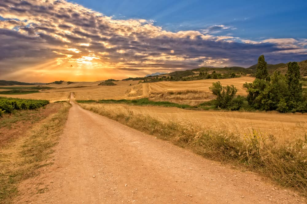 The Camino de Santiago, Fransa ve İspanya