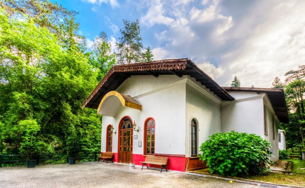 Termal Atatürk Köşkü, Yalova
