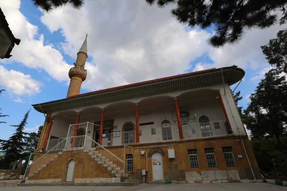 Hıdırlık Camii, Türbe ve Hazire Çorum