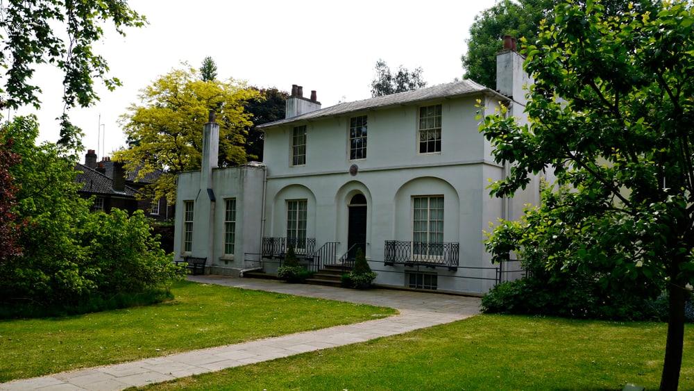 Keats Evi, Londra, İngiltere
