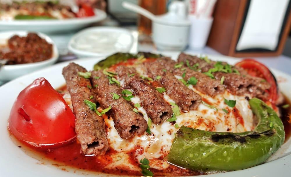 Manisa Yemek Kültürü Manisa Kebabı