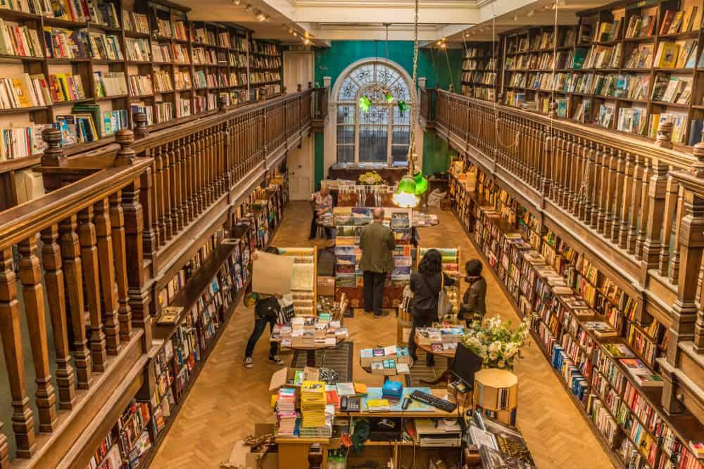 Daunt Books, Londra, İngiltere