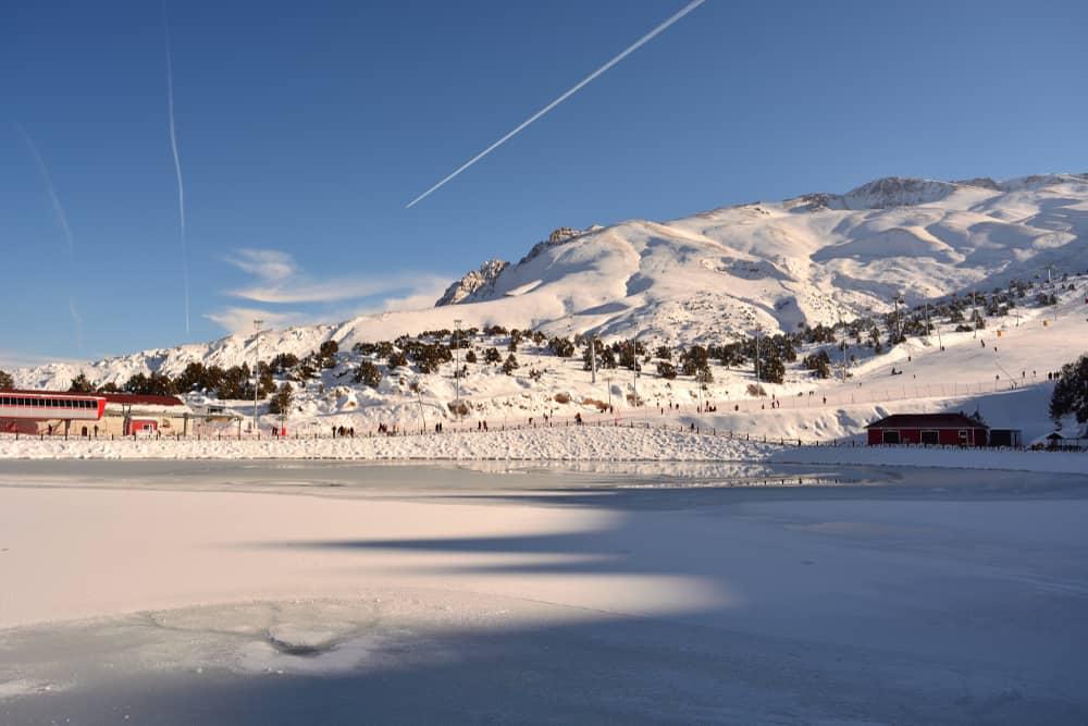 Ergan Dağı Erzincan