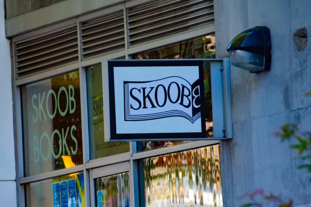 Skoob Books, Londra, İngiltere