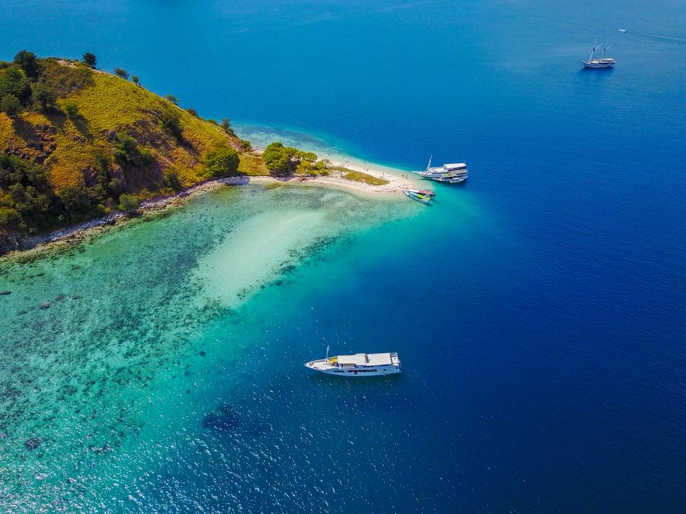 Gili Adaları, Lombok, Endonezya