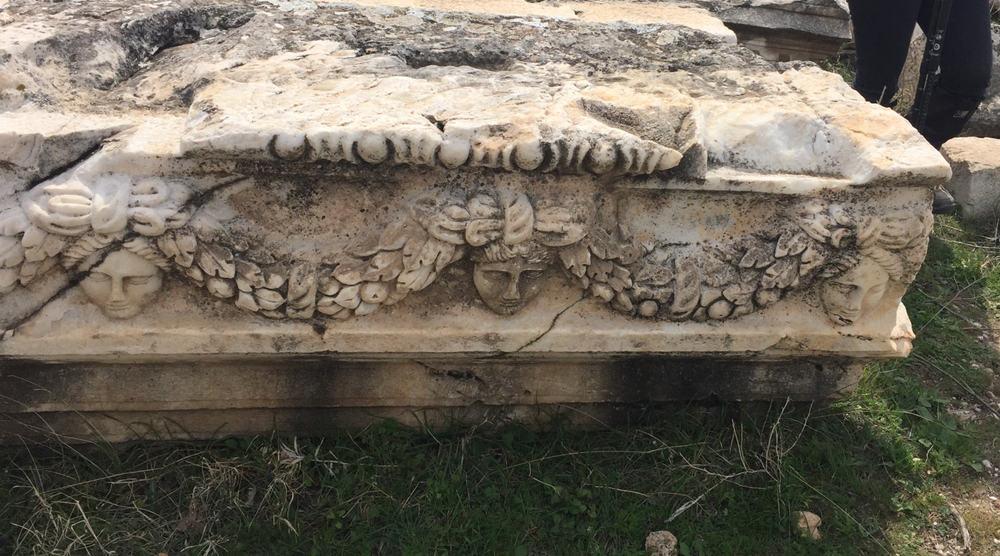 Apollon Lairbenos Tapınağı, Denizli
