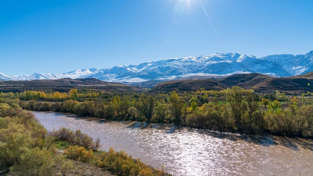 Erzincan Fırat Nehri
