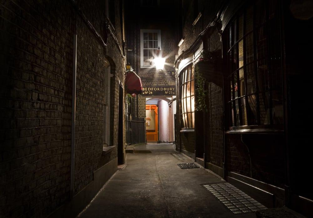 Karındeşen Jack'in İzinde: Londra Korku Yolu