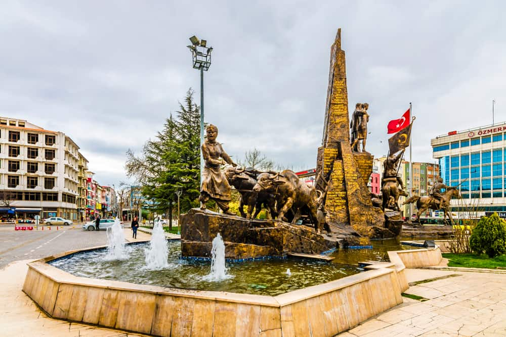Uşak, Türkiye