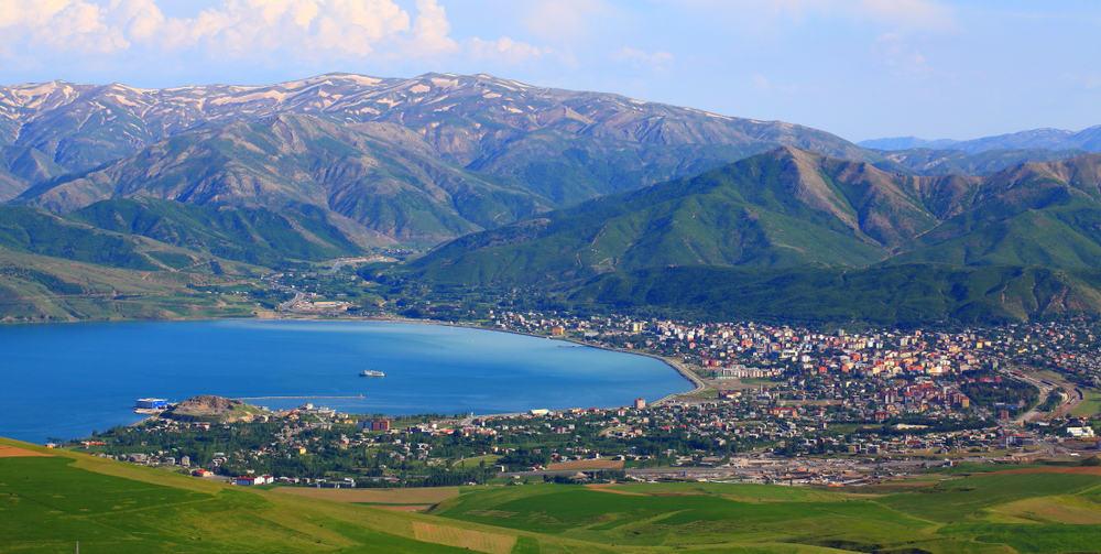 Tatvan Gölü Bitlis