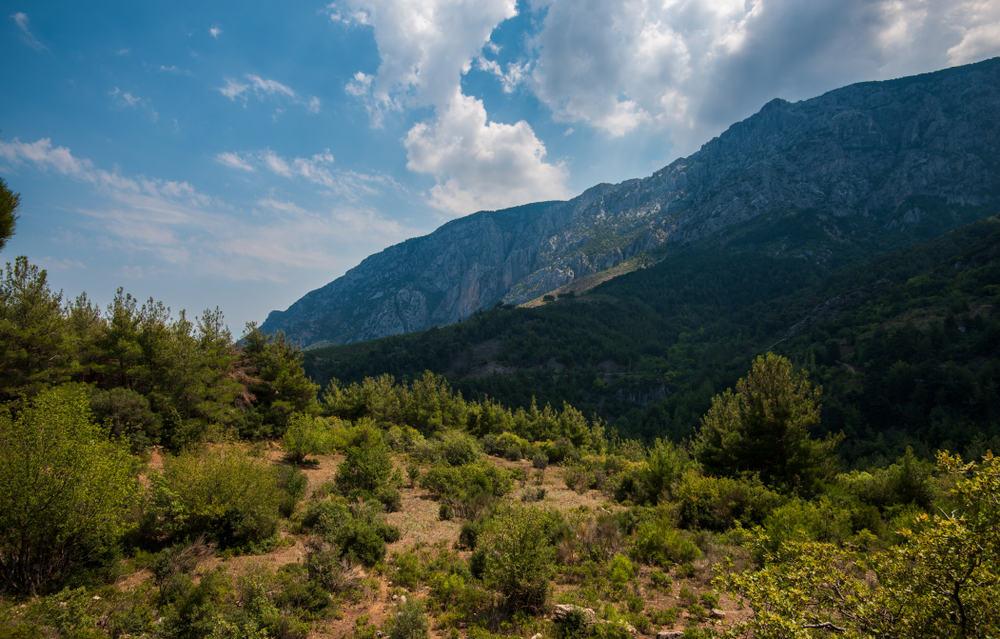 Spil Dağı Milli Parkı, Manisa