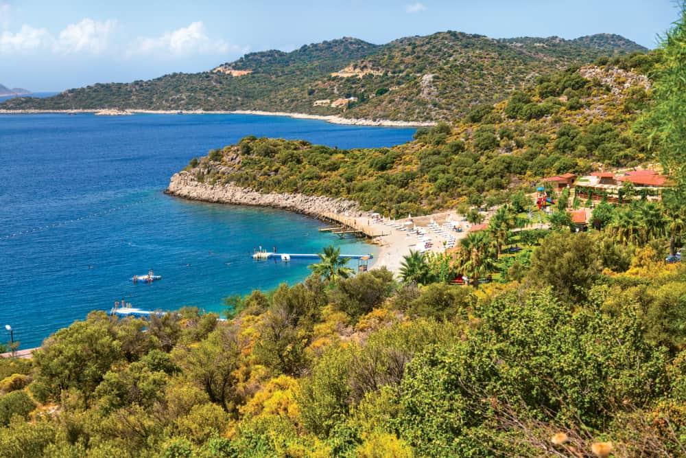 Çukurbağ Yarımadası, Antalya