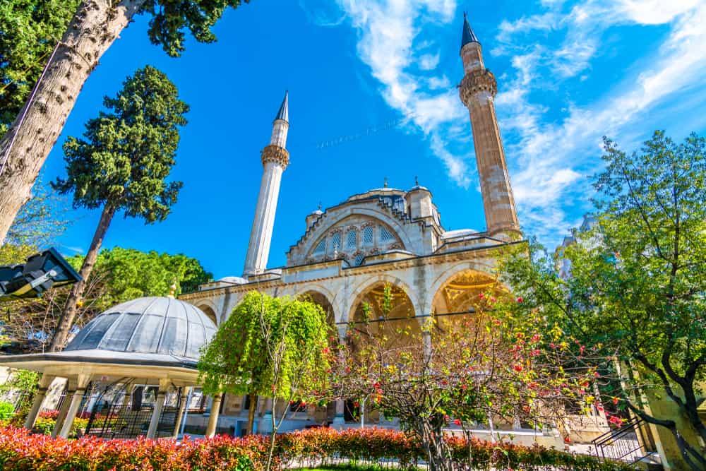 Muradiye Camii Manisa
