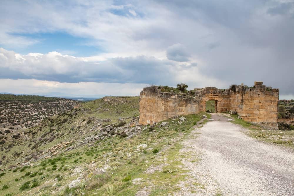 Blandus Antik Kenti Uşak