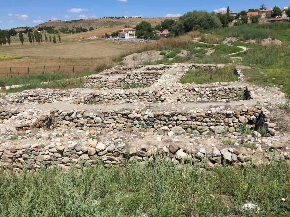 Alacahöyük Müzesi ve Örenyeri Çorum