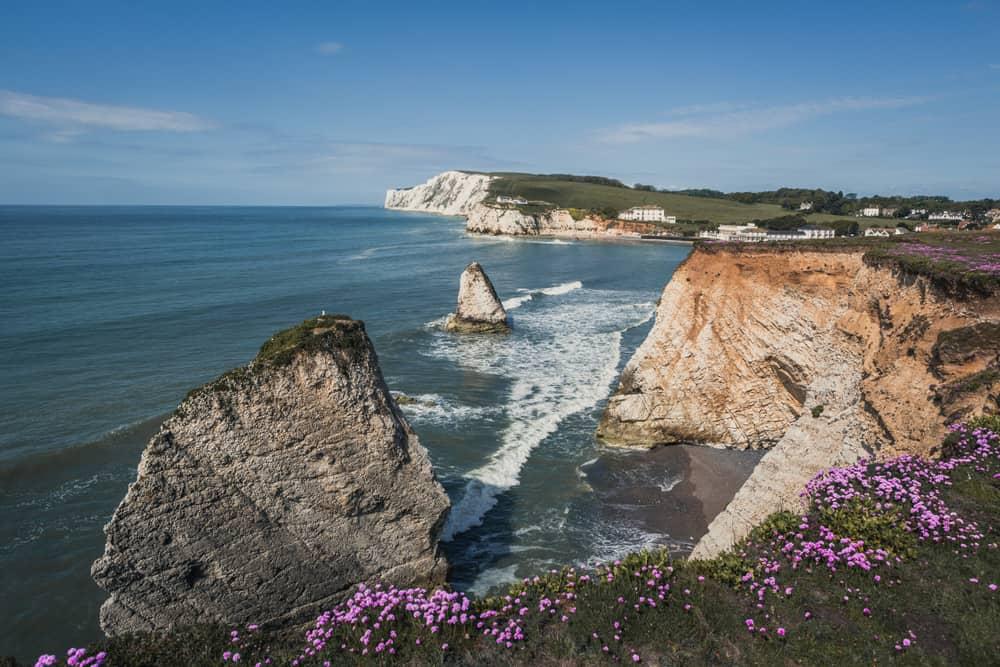 Wight Adası, İngiltere