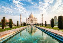 Tac Mahal Anıt Mezarı,Dharmapuri, Hindistan