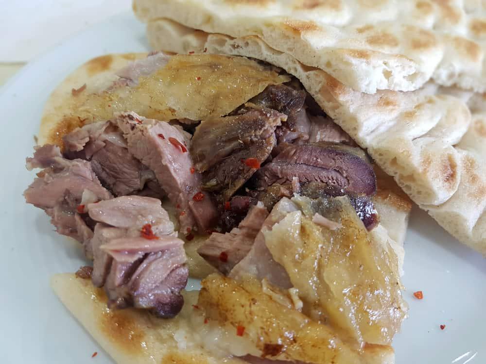 Bitlis'te Yeme İçme Büryan Kebabı