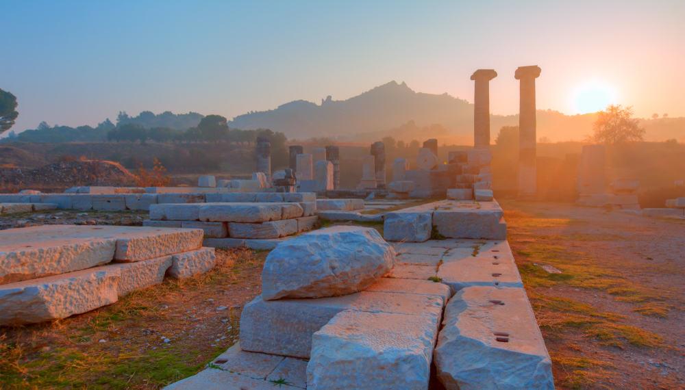 Sardes Antik Kenti Manisa