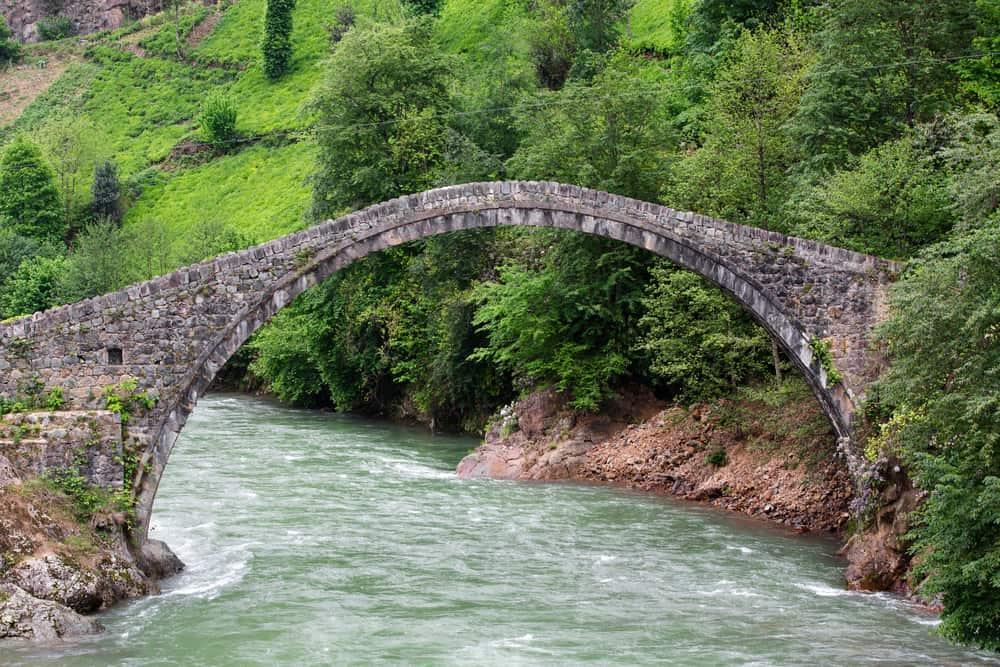 Sarpdere Köprüsü Ordu