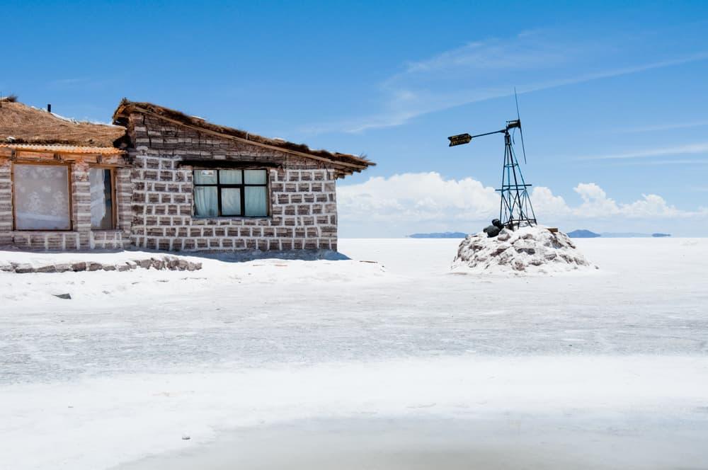 Tuz Sarayı, Bolivya